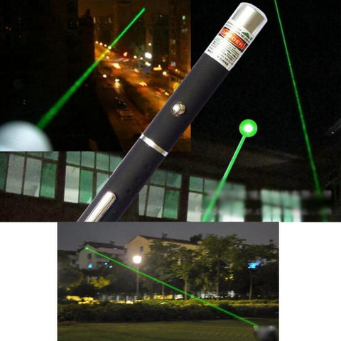 Image of Powerful Laser Pointer Pen - Goods on Fire