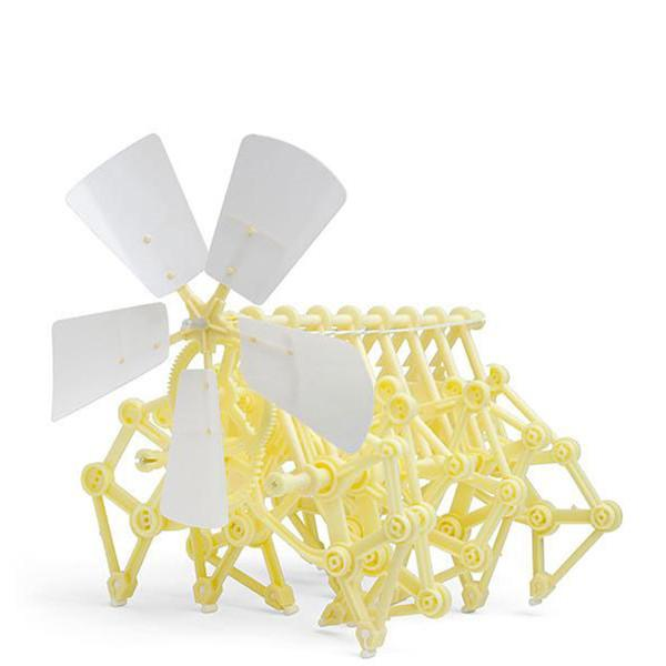 Mini Strandbeest wind walker - Goods on Fire