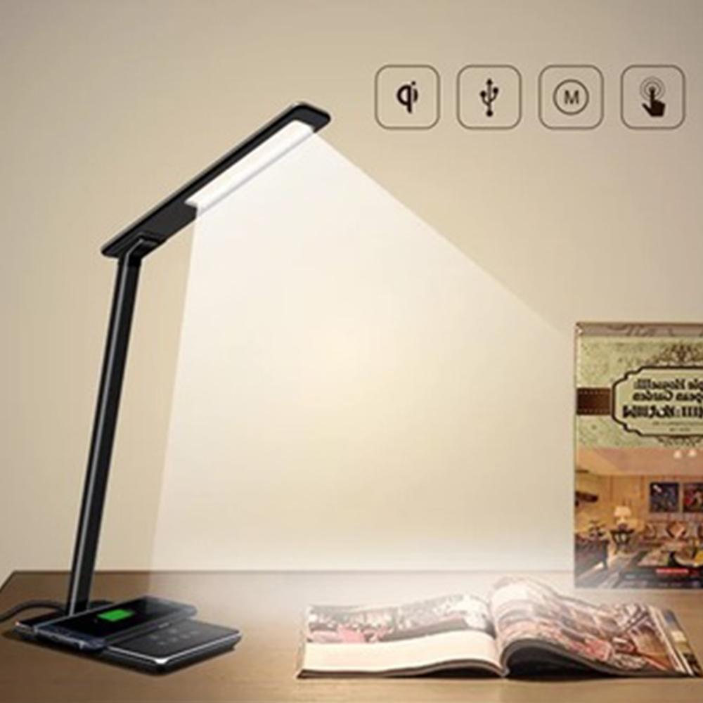 2in1: Wireless Charger and Led Table Lamp - Goods on Fire