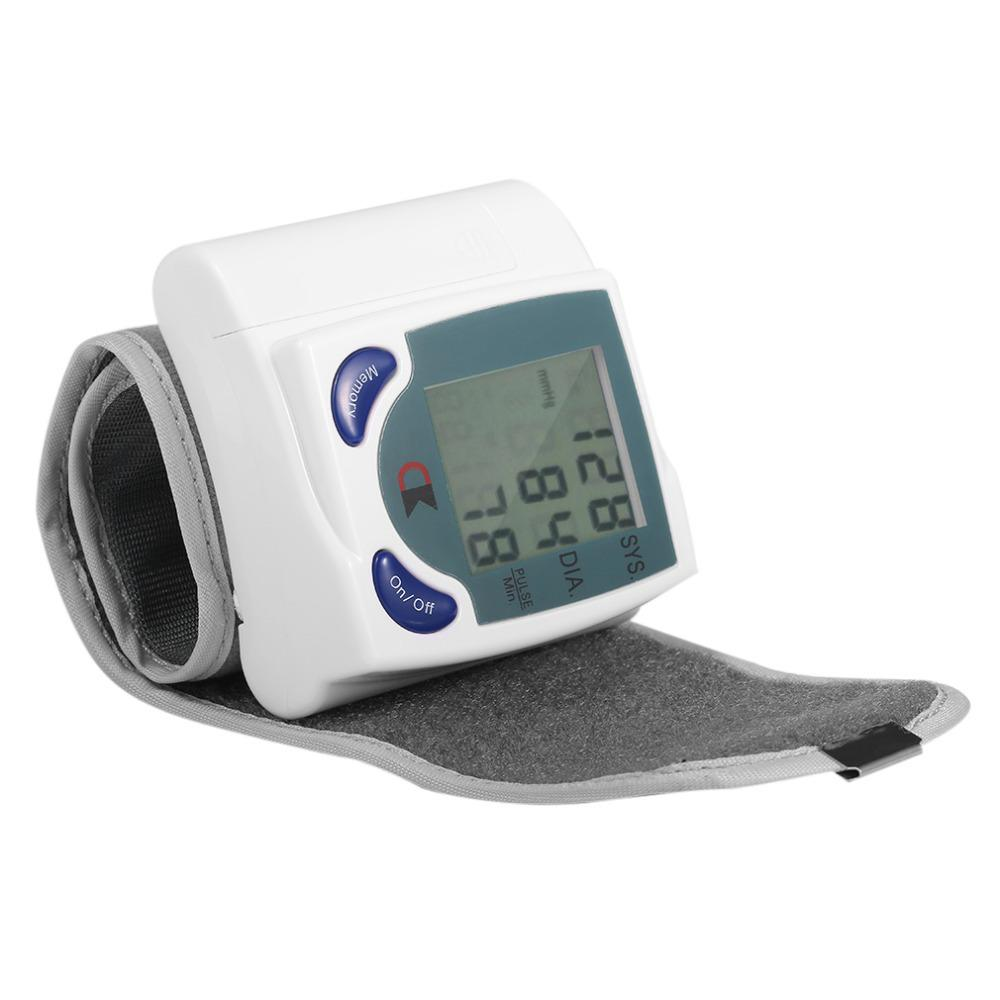 Wrist Blood Pressure Monitor - Goods on Fire