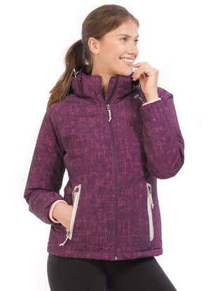 288ef29b1a4 Women s Plus Size Crest Softshell Puffer Jacket Sale price  110.00  77.00