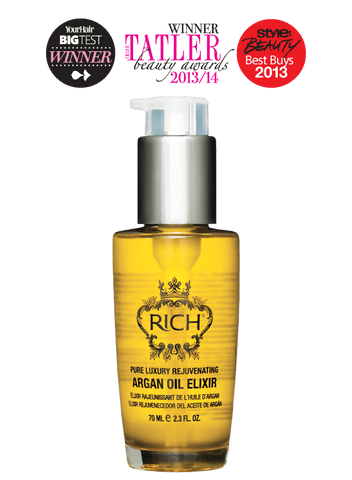 RICH Pure Luxury Argan Oil Elixir (2.3 FL OZ)