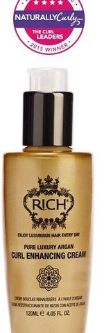 RICH Pure Luxury Argan Curl Enhancing Cream 4.05 FL.OZ.