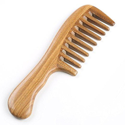 Image of Sandalwood Hair Comb