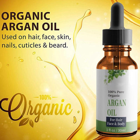 Image of 100% Pure Argan Oil 30ML