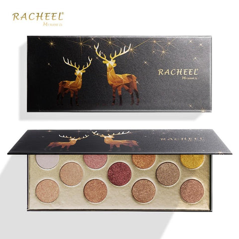 Image of Bronze Eyeshadow Palette - 11 colors