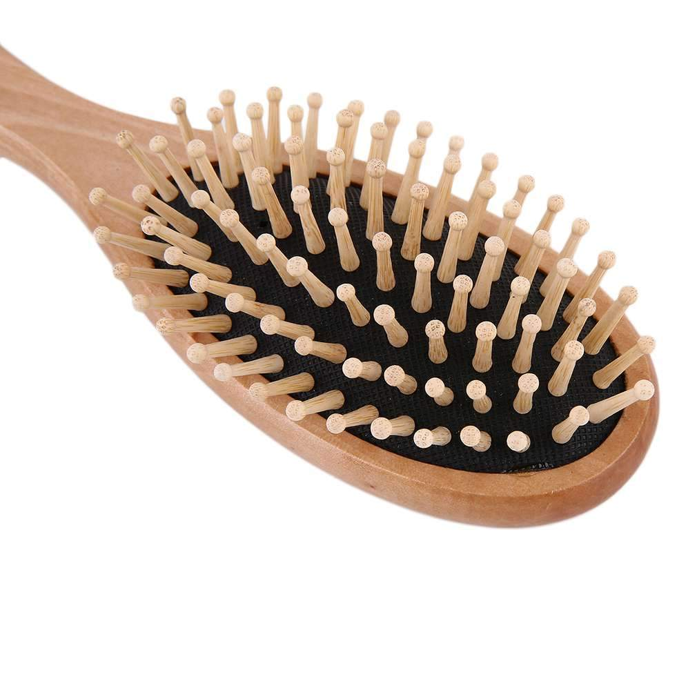 Wooden Bamboo Brush