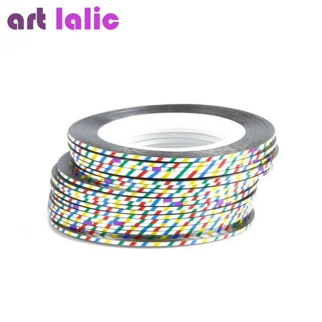Striping Tape Line Decals