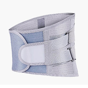 Orthopedic Tourmaline Self-heating Magnetic Steel Bone Waist Widen Belt Men Women Lumbar Support Back Brace Belt With 3pcs Pad