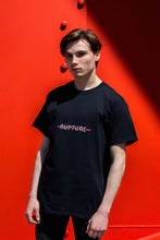 t shirt noir rupture france vetements barré