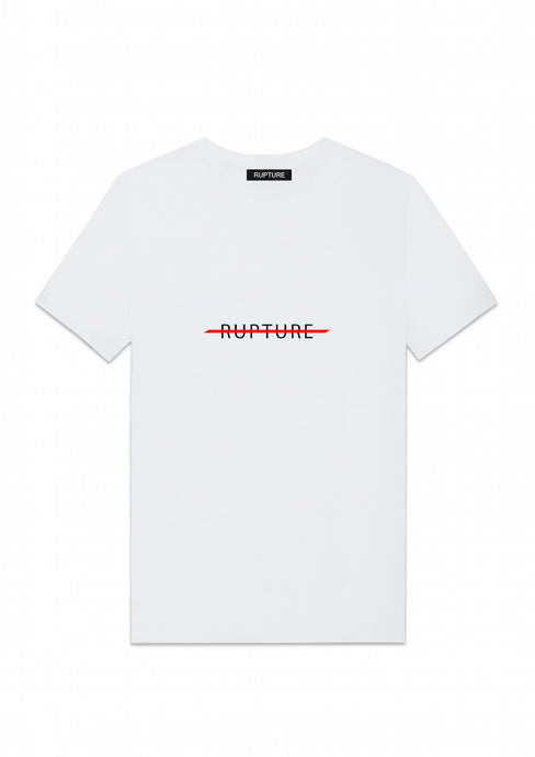 t shirt blanc rupture france vetements barré