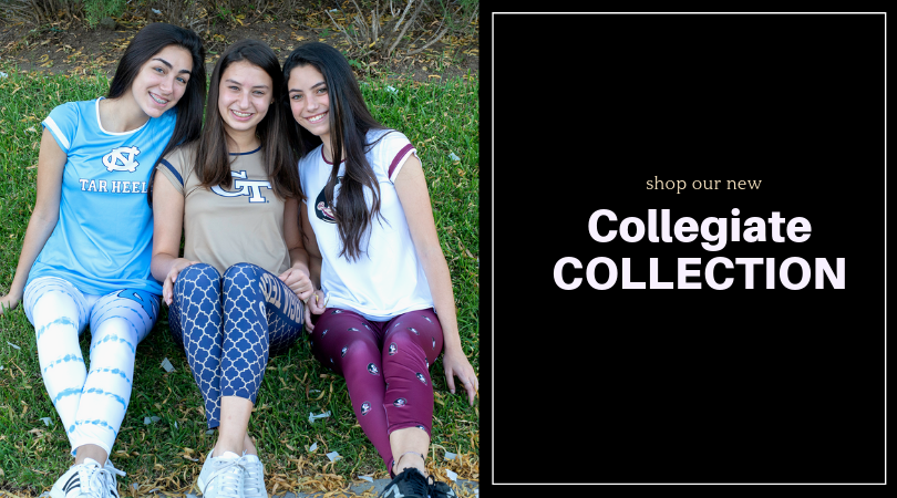 Shop our Collegiate collection