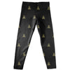 Appalachian State Mountaineers Leggings Black All Over Logo - Vive La Fête - Online Apparel Store