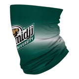 Bemidji State Beavers BSU Vive La Fete Degrade Logo Game Day Collegiate Face Cover Soft 4 Way Stretch Neck Gaiter - Vive La Fête - Online Children's Apparel
