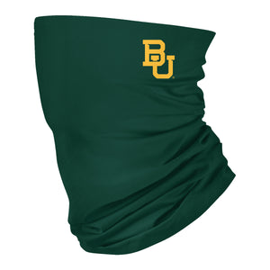 Baylor Bears Neck Gaiter Solid Green - Vive La Fête - Online Children's Apparel