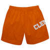 Clemson Solid Orange Boys Pull On Short - Vive La Fête - Online Apparel Store