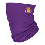 LSU Tigers Solid Purple Neck Gaiter - Vive La Fête - Online Apparel Store