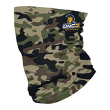 UNCG Spartans Vive La Fete Camo Collegiate Face Cover Soft Camouflage Four Way Stretch Neck Gaiter - Vive La Fête - Online Apparel Store
