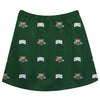 Ohio University Bobcats Skirt Green All Over Logo - Vive La Fête - Online Children's Apparel