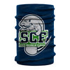State College of Florida Manatees Vive La Fete All Over Logo Game Day Collegiate Face Cover Soft 4 Way Stretch Neck Gait - Vive La Fête - Online Children's Apparel