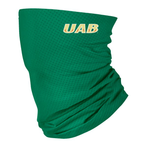 Alabama At Birmingham Blazers Neck Gaiter Solid Green UAB - Vive La Fête - Online Children's Apparel