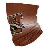 Western Michigan Broncos Neck Gaiter Degrade Brown and White