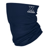 Xavier University Muskateers Vive La Fete Navy Game Day Collegiate Logo Face Cover Soft  Four Way Stretch Neck Gaiter - Vive La Fête - Online Apparel Store