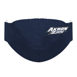 Akron Zips Face Mask Solid Navy - Vive La Fête - Online Children's Apparel