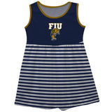 FIU Sleeveless Tank Dress