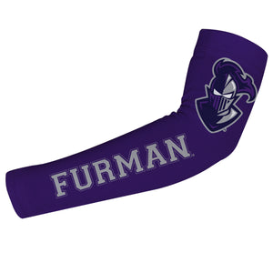 Furman Paladins Purple Arm Sleeves Pair - Vive La Fête - Online Children's Apparel