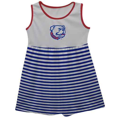 Louisiana Tech Sleeveless Tank Dress