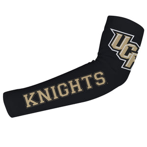 Central Florida Black Arm Sleeves Pair