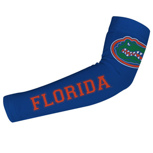 Florida Blue Arm Sleeves Pair