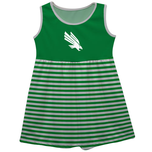 North Texas Sleeveless Tank Dress