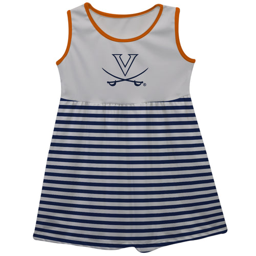 Virginia Cavaliers Sleeveless Dress