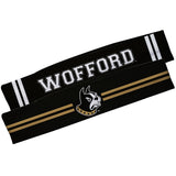 Wofford Black And Black Stripes Headband Set
