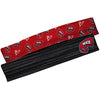 Western Kentucky Black Solid And Red Repeat Logo Headband Set - Vive La Fête - Online Children's Apparel