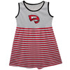 Western Kentucky Sleeveless Tank Dress - Vive La Fête - Online Apparel Store