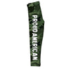Proud American Camouflage Green Leggings