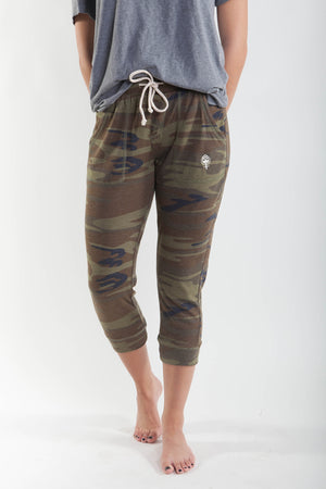 Half Day Liberty Cozies-Camo/Natural