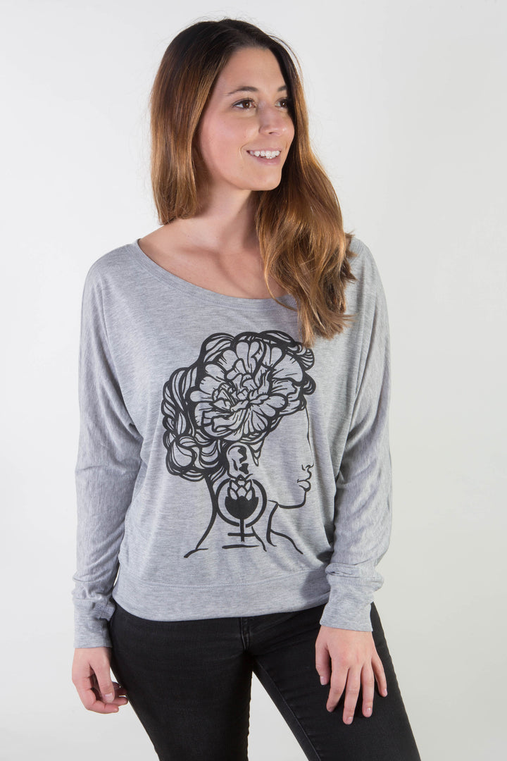 Lola Long Sleeve Scoop