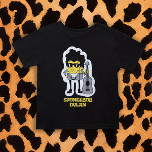 'SPONGEBOB DYLAN' KIDS T-SHIRT