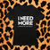 WOMENS I NEED MORE T-SHIRT (BLK/WHITE)