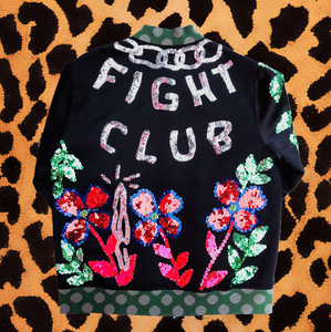 LIBERTINE FIGHT CLUB JACKET