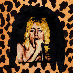 "HANDMADE ""WORLDS FORGOTTEN BOY""  IGGY SWEATER"