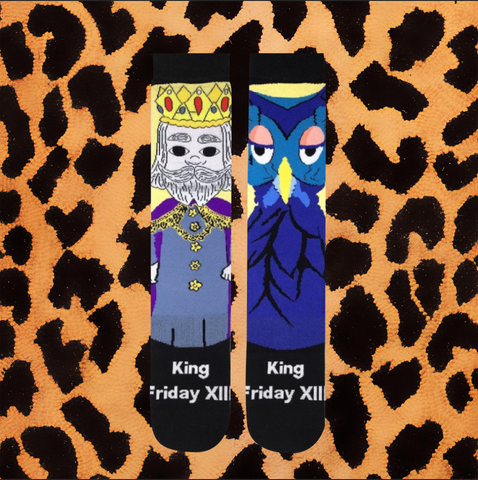 KING FRIDAY SOCKS'