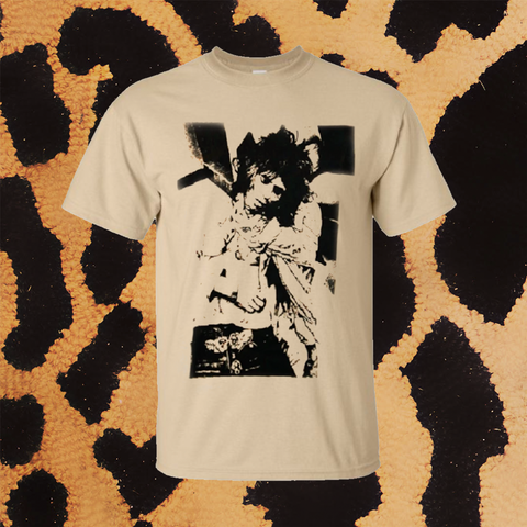 """KEITH RICHARDS"" T-SHIRT (UNISEX)"