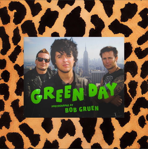 "BOB GRUEN ""GREEN DAY"" BOOK (SIGNED BY AUTHOR)"