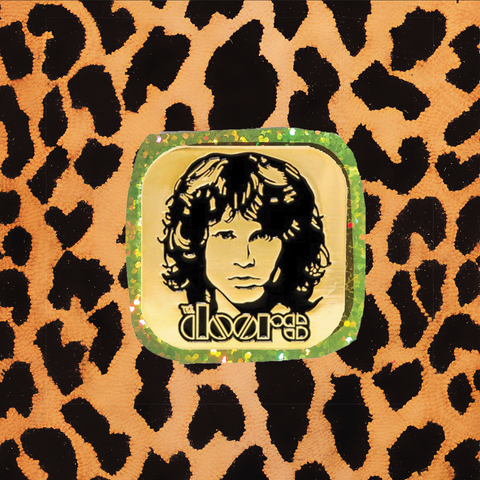 "THE DOORS ""LIZARD KING"" ENAMEL PIN"