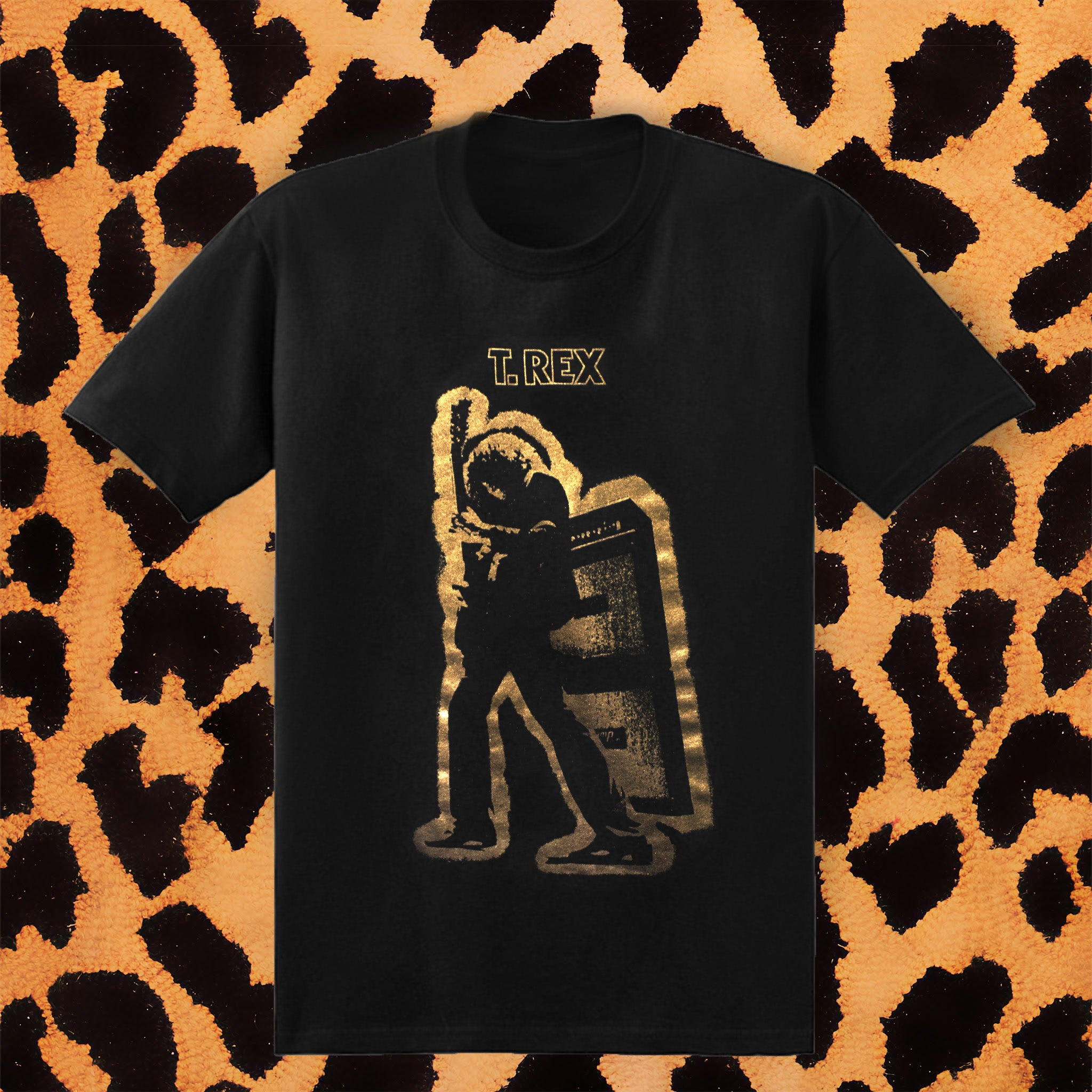 "T.REX ""ELECTRIC WARRIOR"" T-SHIRT (UNISEX)"